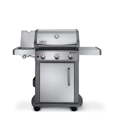 weber spirit sp 320 gas grill review
