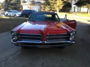 Used Pontiac For Sale 1965 Used Pontiac Parisienne Convertible Chrome Shines