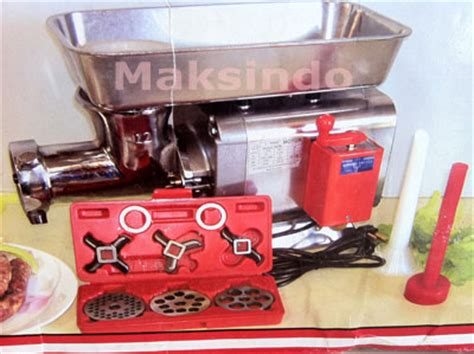 Jual Panci Bakso Di Surabaya jual paket mesin pembuat bakso maksindo terbaru di surabaya toko mesin maksindo surabaya