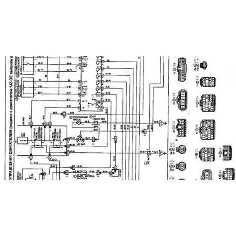 1jz vvti ecu wiring diagram 1jz wiring diagram exles