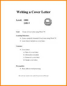 What Should A Cover Letter Look Like For A Resume 10 What A Cover Letter Should Look Like Basic Resume