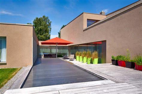 terrasse sichtbeton pool und schwimmbecken aus sichtbeton bauen