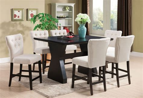 dallas designer furniture effie counter height dining