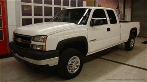 sell used 2006 chevy silverado work truck ext cab longbed tow 55k texas direct auto in stafford sell used no reserve in az 2006 chevy silverado 2500hd