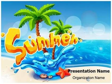 summer powerpoint themes check out our professionally designed summer beach concept