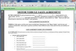 vehicle sale agreement template doc 600780 car buying contract anuvratinfo bizdoska