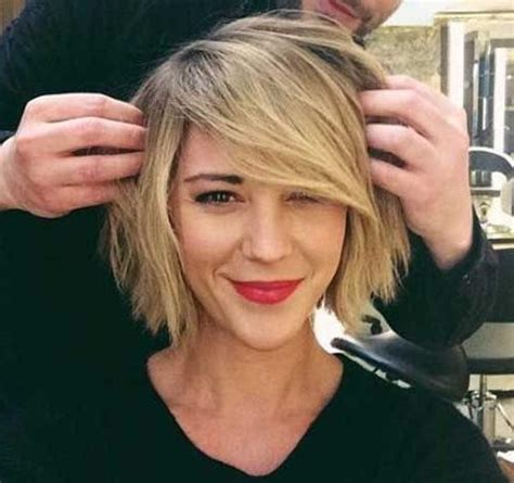 choppy itregular layers best bobs for fine hair short choppy hairstyles for fine