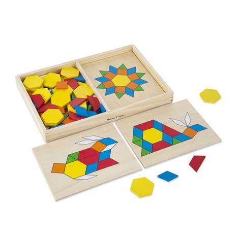 Doug Pattern Blocks And Boards Classic Berkualitas pattern blocks and boards classic doug