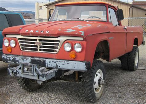 Restored, Original & Restorable Other Make Trucks For Sale