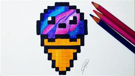 C Drawing Pixels by Kawaii Pixel Galaxy Drawing Clipzui