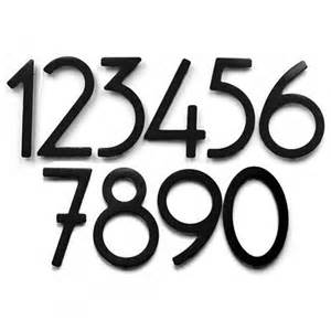 Kitchen Cabinet Handles Stainless Steel satin black contemporary adhesive house numbers outdoor