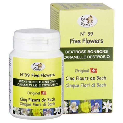 caramelle fiori di bach cinque fiori di bach caramelle destrosio