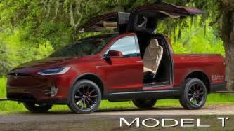 Tesla Model 7 Exclusive Photo Of Tesla Model 7 Truck Leaks Ev