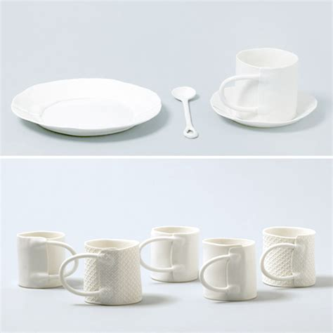 Ceramic Tableware ceramic tableware by christin johansson the style files