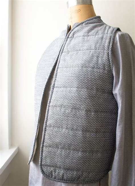 pattern quilted vest 1000 images about sewing patterns on pinterest sewing