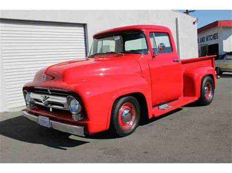1956 Ford F100 by Classifieds For 1956 Ford F100 31 Available