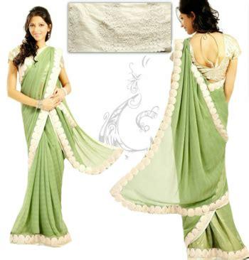 pista green color saree buy georgette pista green saree online