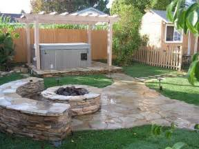 landscape ideas for backyards small backyard landscaping ideas landscaping gardening