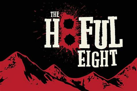 quentin tarantino debut film tarantino s the hateful eight will have a limited
