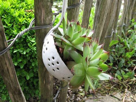 Nähmaschine Gartendeko by Heute Muss Ich Euch Unbedingt Margeraniums Gartenblog
