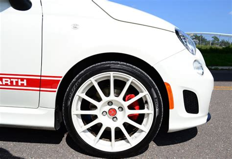 abarth wheels images
