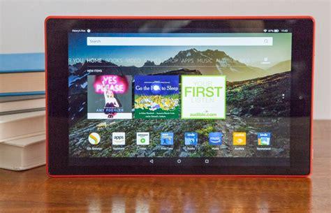 amazon fire hd  review stellar screen premium price