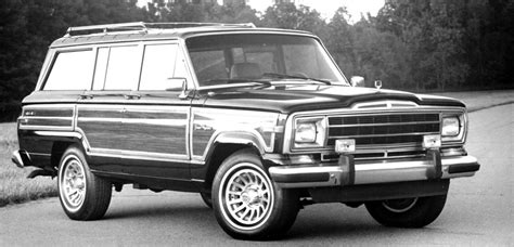 Jeep Grand History Jeep Grand 1966 1990s