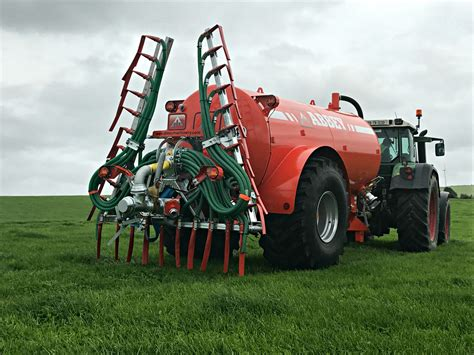 abbey launch new slurry management system farm equipment