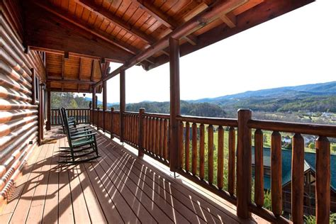 Best Smoky Mountain Cabins by Serenity Peak Cabin In Sevierville W 3 Br Sleeps8