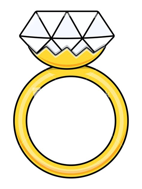 picture illustration cartoon ring clipart best