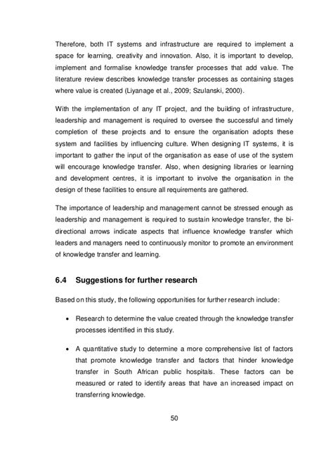 Mba Research Report by Zaheera Seepye Mba Research Report Ver 2