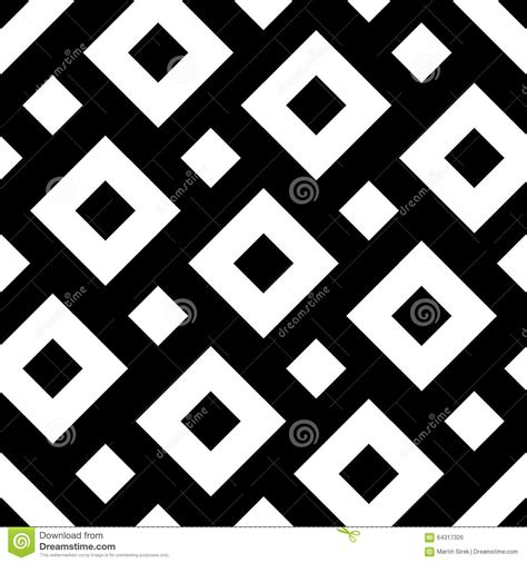 pattern black and white squares vector modern seamless geometry pattern squares black and