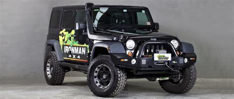 jeep jk bull bar wrangler jk 2007 deluxe commercial bull bar ironman 4x4