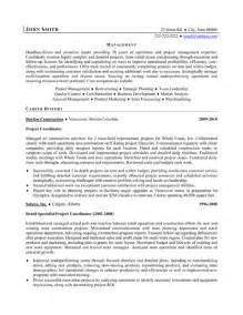 It Coordinator by Entry Level Project Manager Resume Sles To Inspire You Vntask