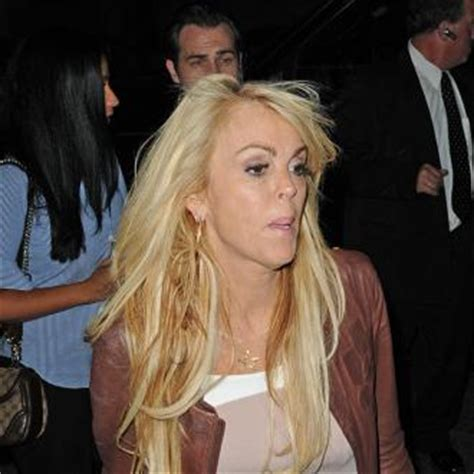 Dina Lohan Child Exploiter And Other Stuff by Dina Lohan Dina Lohan Abusive Michael Is To Blame For