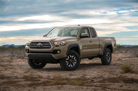 Toyota Truck 2016 2016 Toyota Tacoma Is It All New W Everything