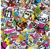 "Adhesive Roll ""Sticker Bomb""  CoolStickerz"