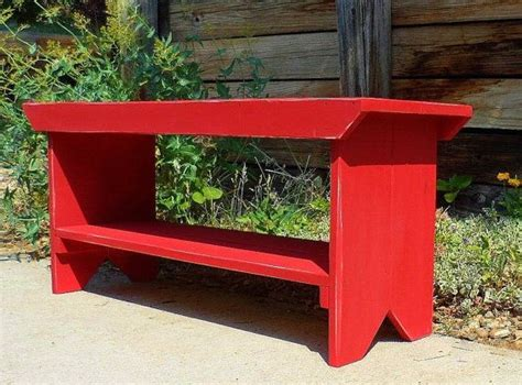 red wood bench entryway wood bench red entry bench mudroom bench