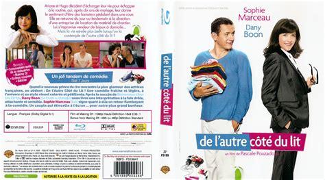 jaquette dvd de de l autre cot 233 du lit cin 233 ma
