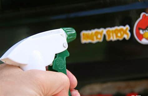 Minyak Kayu Putih Paling Kecil cara melepas stiker mobil dan membersihkan bekas lem mobilku org