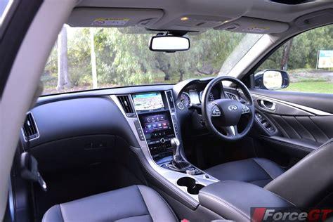 infiniti q50 interior infiniti q50 review 2015 q50 2 0t