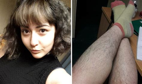 woman wth thick pubic hair university student pens blog post revealing thick body