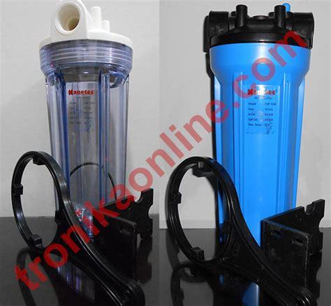 Housing Filter Air Nanotec 10 Inch Drat 1 Tabung Filter water filters penyaring pembersih filter air nanotec kolon