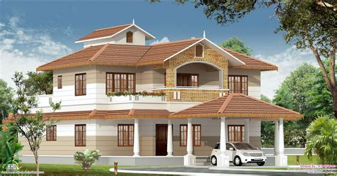 modern kerala house plan 2700 sq ft 2700 sq feet kerala home with interior designs kerala
