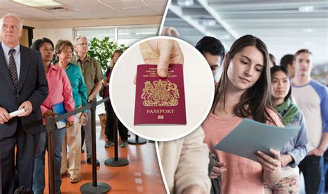 Can You Get A Passport If You A Criminal Record How Quickly Can You Get A New Uk Passport What You Need