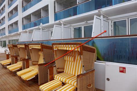 aida lanaikabine aidaprima 183 kabine 8104 lanai aida und mein schiff