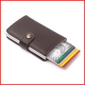 home design credit card retailers men wallets no breaking no bending slim wallet pop up