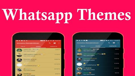 Whatsapp Themes Root | how to change whatsapp themes on android whatsapp theme
