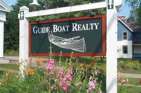 guide boat realty guide boat realty llc saranac lake new york facebook