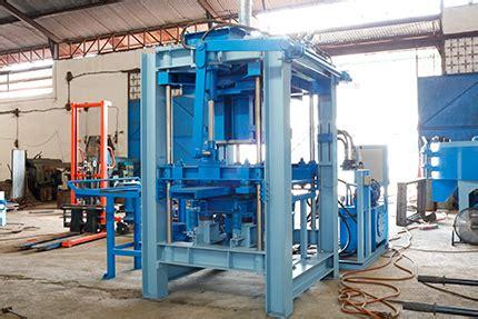 Mesin Industri Batako mesin paving dan batako tipe standart
